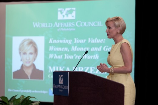 'Morning Joe' host Mika Brzezinski