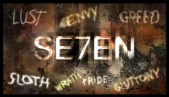 The Seven Deadly Sins (Poetry by GalaxyRat)