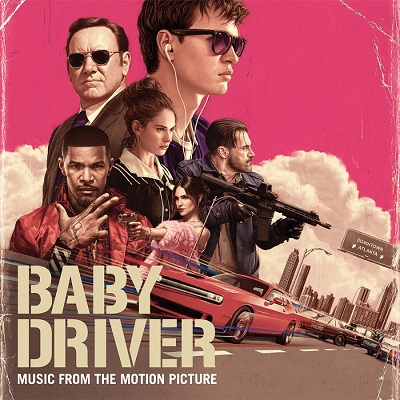 Baby Driver (Music from the Motion Picture) album cover