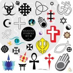 10 Religious Symbols Explained.
