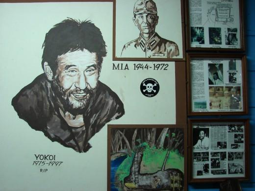 National Hero Shoichi Yokoi