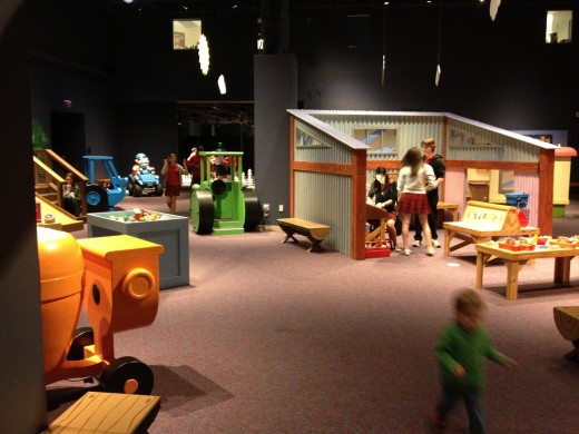 Kids Town Orlando Science Center