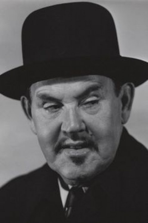 Sidney Toler as Charlie Chan