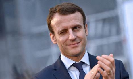 Macron is hoping to use Brexit to drive financial institutions to Paris