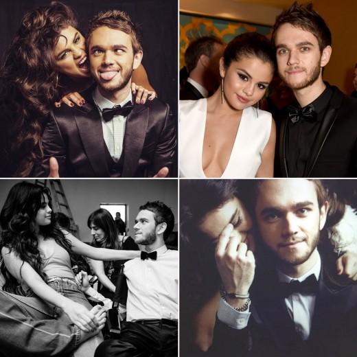 Selena and Zedd