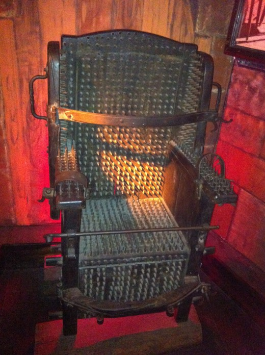 Inquisition Chair