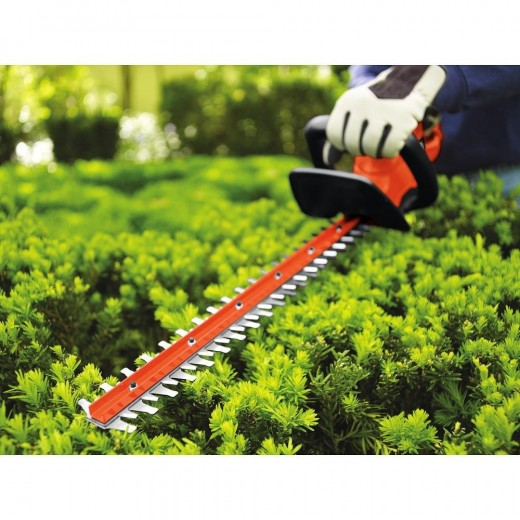Keeping your yard neat and tidy isn't just about cutting the grass.  Shrubs and bushes need to be tightly controlled too.  For this you will need a hedge trimmer.  Below are some selections for the best trimmers according to type.