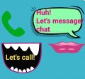 How is Messaging Better Than Calling or Talking in Person!