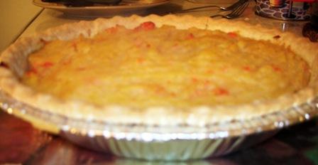 turnip pie