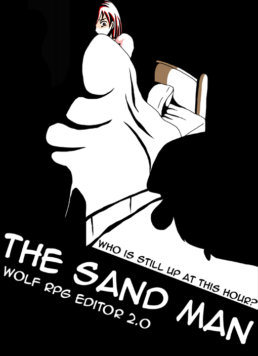 The Sand Man Promotional Poster