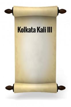Kolkata Kali III