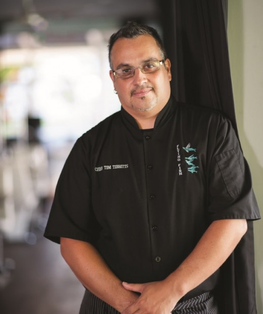 Chef Tim Tibbitts - Flying Fish Restaurant