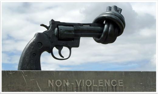 Knotted Gun