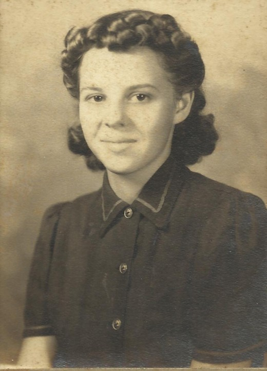 Gail Lee McGhee was in her senior year of high school when Pearl Harbor happened. I've posted her memories on her blog.