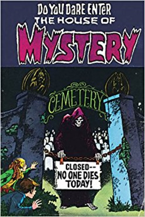 No Mystery Why D.C. Comics' The House of Mystery Did So Well In The 1970's