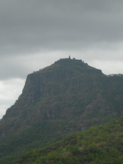 Chauragarh Peak