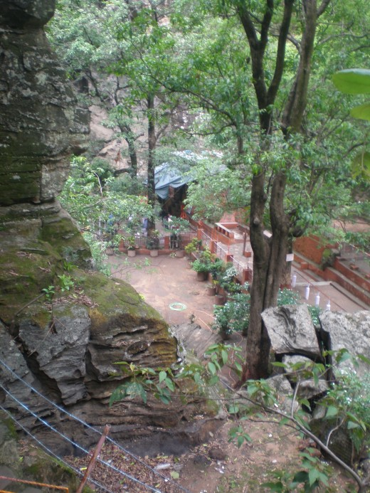 Mahadeo Temple