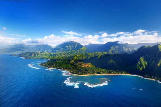 Hawaii, the world most remote and stunning island chain.
