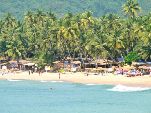 Palolem Beach, Goa
