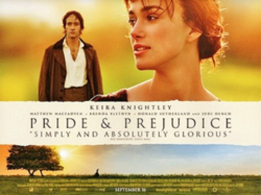 Written for the silver screen by Deborah Moggach, The 2005 version of Austen's novel  captured audiences and built a new generation of Austen fans.