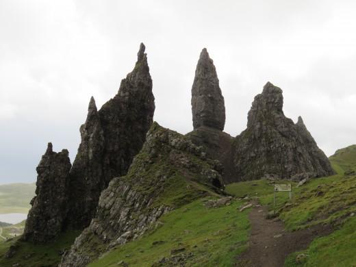 Man of Storr, Isle of Skye