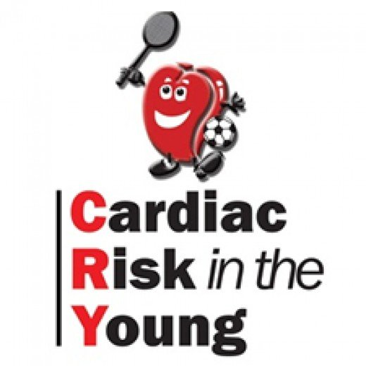 Cardiac risk in the young's logo.