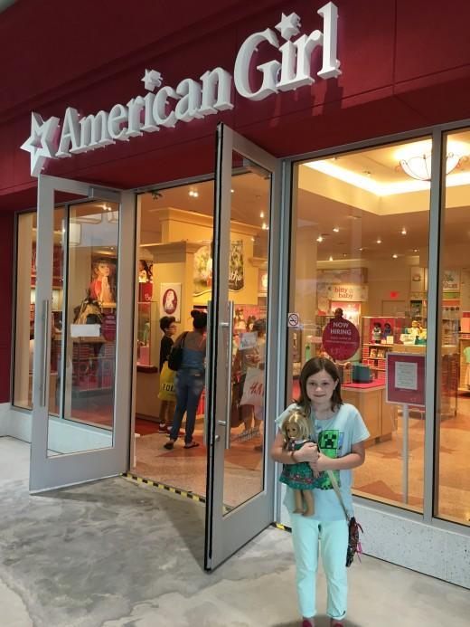 Check Nashville American Girl Off the List!