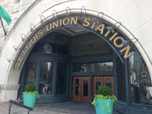 Loved everything about the Union Station and the service was amazing!