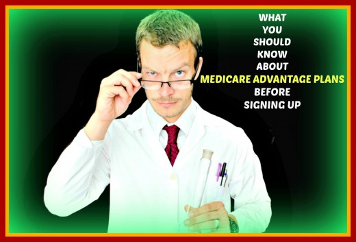 Make sure you don't fall into the Medicare Advantage trap.