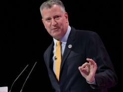 Mayor Bill De Blasio Shirks His New York Mayoral Duties….