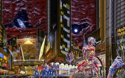Review: Iron Maiden Somewhere In Time the band's finest heavy metal album
