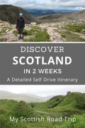 Discover Scotland in Two Weeks – A Self Drive Itinerary
