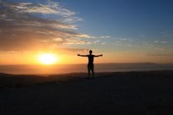 Happy Despite the World: a Poem
