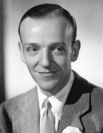 Fred Astaire.