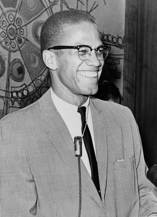 Malcolm X was a controversial African-American Muslim minister and human rights activist.  To some he was a courageous advocate for black rights who spoke the truth.  To others, he was a racist who used his charisma to promote violence.