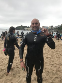 Conquering my Open Water Swimming Demons
