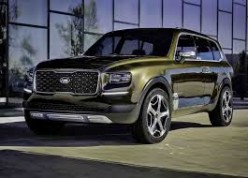 2018 Kia Telluride Review