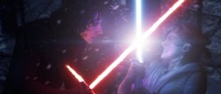 Star Wars:  The Last Jedi and the Strange Connection Between Rey and Kylo Ren