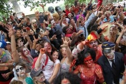Zombies are extremely popular.
