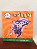 Board Book I'm Silly Introduces a New Emotion to Toddlers and Infants