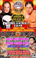 CMLL Super Viernes Preview: Master of the Universe