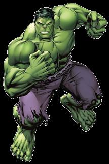 The Incredible Hulk, still a fan favorite in 2017.