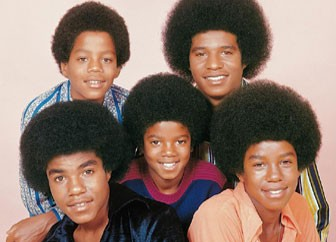 All of Michael's brothers and he were not deeply dark skinned, however, no one would ever say that any of them were fair skinned either....