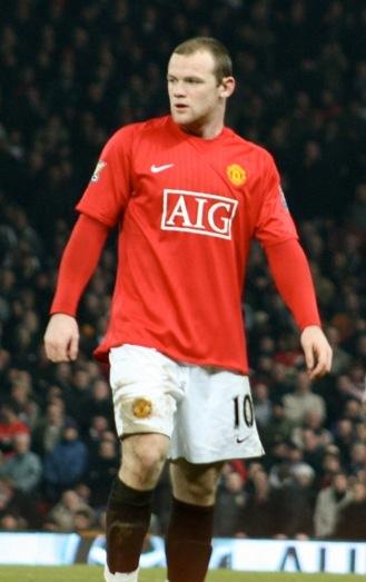 Wayne Rooney- Manchester United's all time top goalscorer