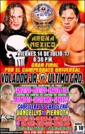 The Universal CMLL Running Diary