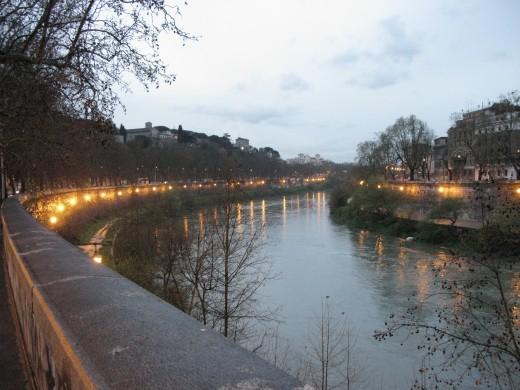 Tevere Roma