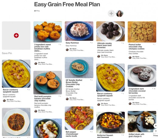 Bookmark 14 grain free recipes to get yourself started. Each of these recipes will become a tool in your grain free cooking toolbox.