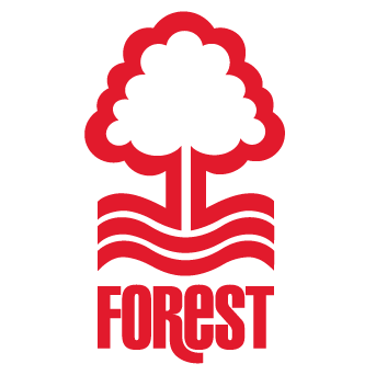 Nottingham Forest's Crest- relegated from the Premier League after the 1992/93 season