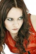 Tanja Lainio the Beautiful Former Front Woman and Vocalist for the Band Lullacry