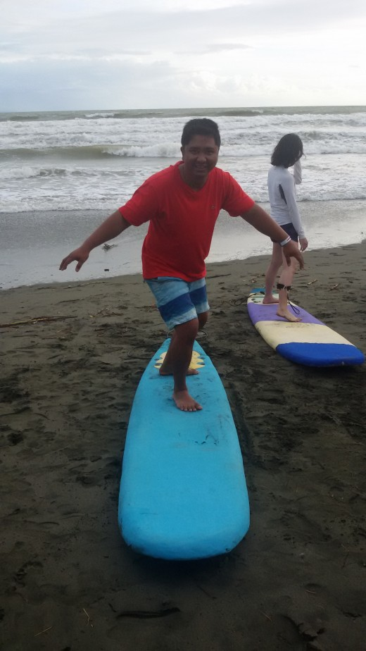 Surfing everyone? Baler was once hailed as Surfing Capital of the Philippines